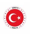 Bierviltjes in Turks thema