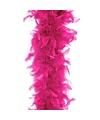 Boa fuchsia roze 45 gram