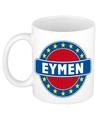 Eymen naam koffie mok beker 300 ml
