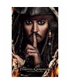 Filmposter Pirates of the Caribbean Can You Keep A Secret  91 cm