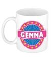 Gemma naam koffie mok beker 300 ml