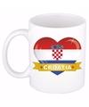 Hartje kroatie mok type 2 beker 300 ml