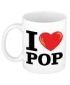 I love pop beker mok 300 ml