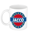 Jacco naam koffie mok beker 300 ml