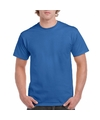 Kobalt blauwe team shirts voor volwassen