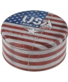 Voorraadblik USA 17 cm