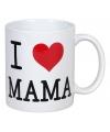 Cadeau voor moederdag beker