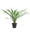 Kunstplant yucca groen in pot 70 cm type 2
