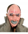 Latex Abraham masker