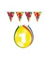 Leeftijd feestartikelen 1 jaar setje