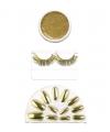 Gouden cosmetica set
