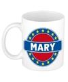 Mary naam koffie mok beker 300 ml
