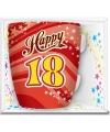 Mok happy 18