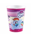 My little pony bekers 8 stuks