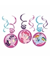 My little pony rotorspiralen 6 stuks