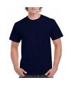 Navy blauwe team shirts voor volwassen