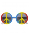Sixties Hippie party bril