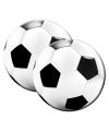 Voetbal feest servetten 20 stuks