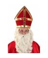 Sinterklaas sinterklaas mijter voor volwassenen