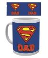 Superman Dad mokken 285ml