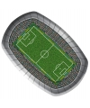 Voetbal feest borden 18 x 27 cm