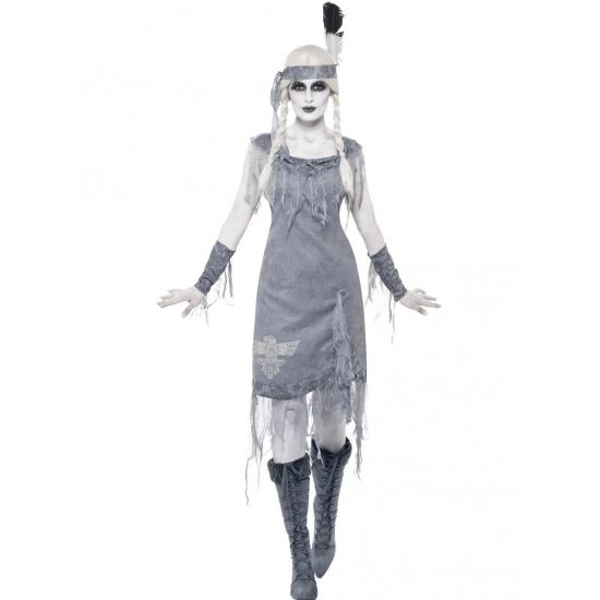 Carnavalskleding Dames Indiaan.Carnavalskleding Dames Indiaan Geest Kostuum Voor Dames