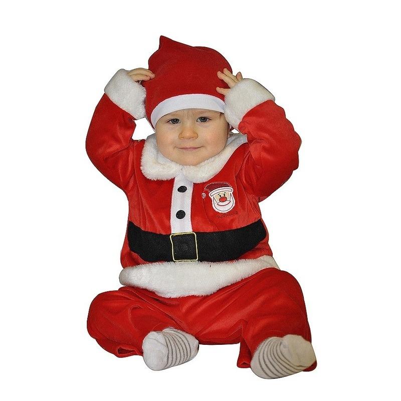 5485313217d6bc Kerst kostuums kinderen, Kerstman kostuum voor babies 1 - 2 jaar ...