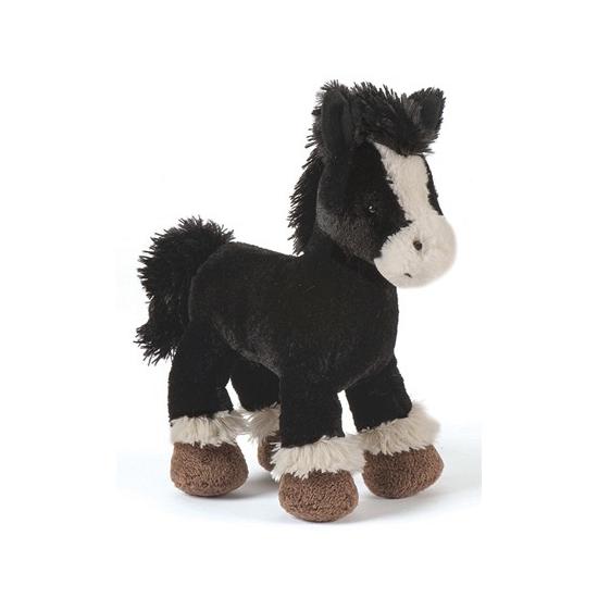 aed1602a4302ed Paarden knuffels, Grijze knuffel paardje Jellycat 23 cm ...
