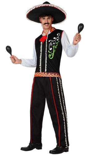 Carnavalskleding Heren Mexico Outfit Voor Heren Feestartikelen Shopnl